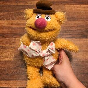 Fozzie Bear Plush (Muppets)
